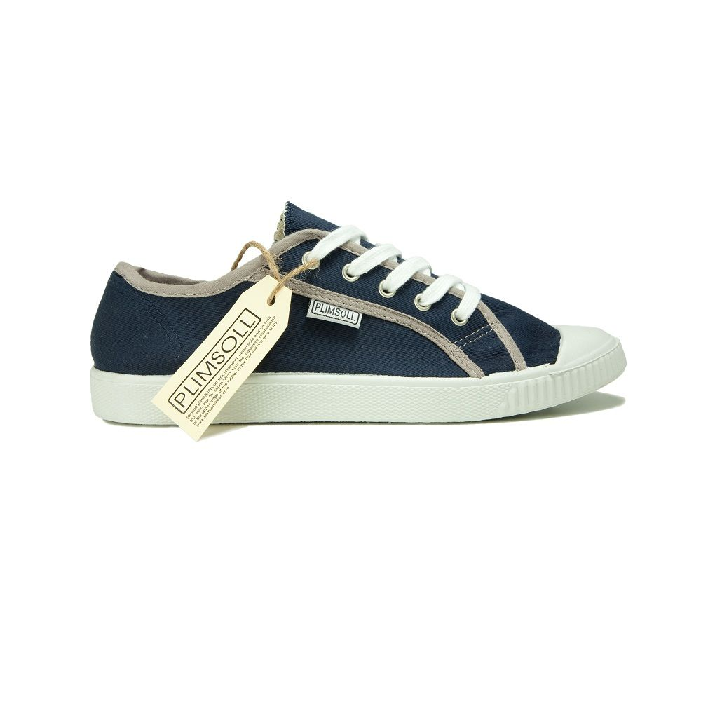 Womens Navy Low