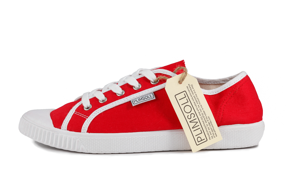 Womens Red Low